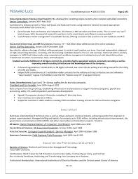 K 9 Handler Resume Material Example Luxury Collection Solutions 100