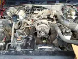 replacing the water pump in a grand marquis