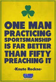Famous Quotes About Sportsmanship