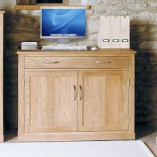 baumhaus hidden home office 2. baumhaus mobel oak hidden home office desk cor06a 2 d