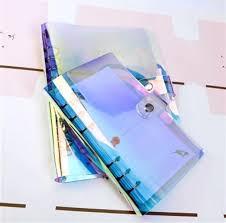 <b>Dilosbu A6 Spiral Notebook</b> A7 PVC Cover A5 Binder Paper ...