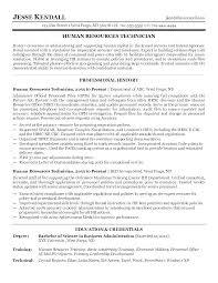 Resume Human Resources Hr Manager Resume Sample Resume Human ...