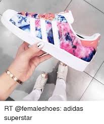 adidas shoes for girls superstar pink. adidas, memes, and 🤖: n rt @femaleshoes: adidas superstar shoes for girls pink
