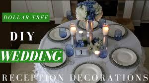 Wedding Reception Arrangements For Tables Dollar Tree Diy Wedding Decorations Dollar Tree Wedding