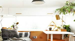 Airstream Interior Design New Design Inspiration