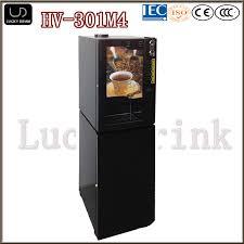 Hot Beverage Vending Machine Custom China 488m48 Hot Beverage Vending Machine With Nine Drinks China
