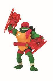 the rise of the teenage mutant ninja turtles raph the leader