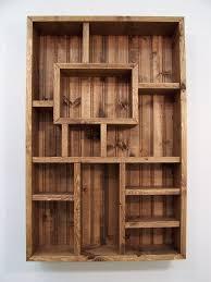Small Picture Shadowbox Wood Shelf Shadow Box Display Shelves Wood Wall Art