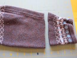 Sweater Mitten Pattern Interesting Decorating Design