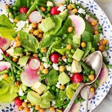 bright spring salad recipe love and