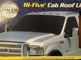 Pacer Led Cab Lights Roof Marker Light Pacer Performance 20 236