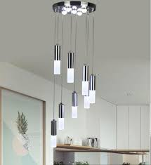 modern dining lighting. 24W LED Pendant Lights Modern Kitchen Acrylic Suspension Hanging Ceiling Lamp Design Dining Lighting For Dinning