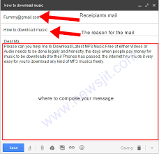 How To Compose Email For Job Application Archives Newsjit