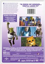 SHREK 2 - SHREK 2 (1 DVD): Amazon.de: DVD & Blu-ray