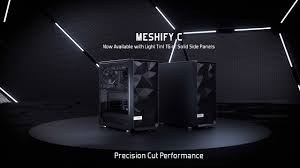 Meshify C Fractal Design