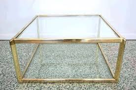 gold glass coffee table gold glass side table new gold glass coffee table throughout tables home gold glass coffee table