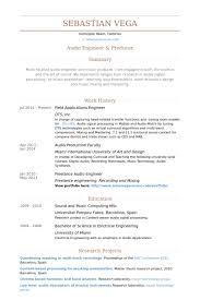 Applications Engineer Resume Samples - Visualcv Resume Samples Database