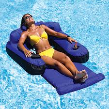 inflatable pool furniture. The Ultimate Pool Lounge Floaties Inflatable Furniture
