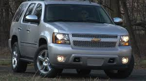 2012 Chevrolet Tahoe - Drive Time Review with Steve Hammes - YouTube