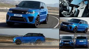 2018 land rover range rover sport. exellent range land rover range sport svr 2018 and 2018 land rover range sport