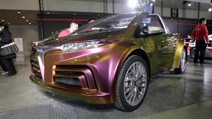 2015 Tokyo Auto Salon : Toyota Vitz Convertible Crossover | Auto ...