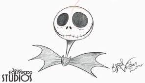 Learn to Draw <b>Jack Skellington</b> at Disney's Hollywood Studios ...