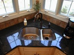 Corner Kitchen Sink Design Ideas To Try For Your House Stunning Kitchen Designs With Corner Sinks