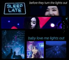 Love Me Lights Out