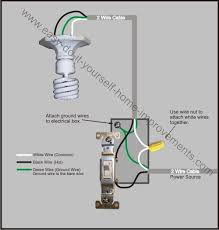 best 25 wire switch ideas on pinterest electrical wiring Easy 3 Way Switch Diagram this light switch wiring diagram page will help you to master one of the most basic easy 3 way switch diagram with two lights