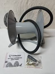 the suncast sidewinder wall mount hose reel is a quick and easy solution to your hose storage needs the sidewinder hose reel is easy to install and