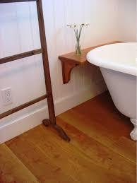 Hardwood Floor Bathroom Hulls Mill Direct Paneling