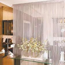 pin by hannah wilson on room dividers string curtains divider and room