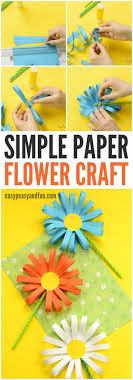 Best 25+ Flower crafts ideas on Pinterest | Handmade paper flowers, DIY  Mother's day origami and Paper flowers diy