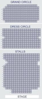 Northern Stage Seating Chart Vaudeville Theatre London Tickets Location Seating Plan