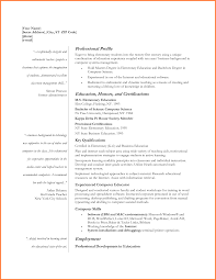 Fantastic Ready Made Resume Sample Contemporary Example Resume