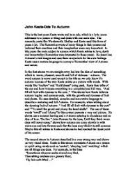 essay writing tips to john keats essay essays on john keats melancholy brainia com