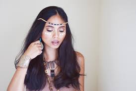 Bohemian Makeup Look and Style. Learn the 3 things to consider to achieve  this Boho