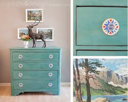 chalk paint furniture diyDIY chalk paint tryouts  Cuckoo4Design