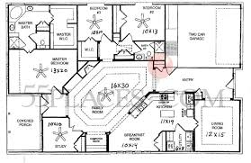outstanding ranch house plans 2500 square feet gallery ideas