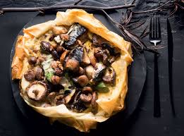Like all mushrooms they are packed with all kinds of good stuff like b vitamins which are great for counteracting stress and fatigue, vitamin d which helps keep your hair, skin and nails healthy and strong. Chestnut And Mushrooms Cake Leftover Broccoli Chestnut Mushroom Bake Casa Costello You Can Use Butternut Squash Instead Of Pumpkin And Chestnut Mushrooms In Place Of Wild Ones If