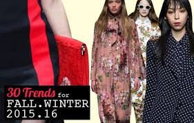 30 Tendenze Moda Autunno Inverno 2015 2016 Vogue It
