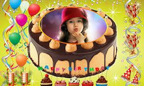 Name Photo On Birthday Cake Love Frames Editor Apps On Google Play