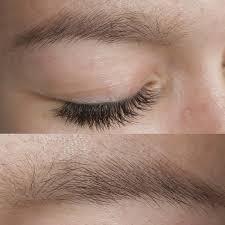 татуаж бровей волоски или растушевка