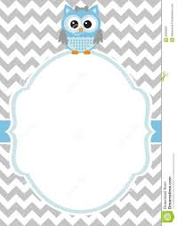 Baby Shower Templates For Word Baby Shower Template Wedding 3