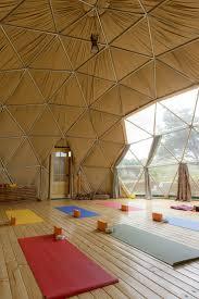 EcoCamp's Yoga Dome #yoga