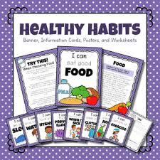 52 Bright Cub Scout Health Habits Chart