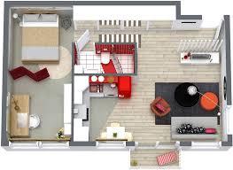 one bedroom floor plans