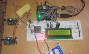 automatic room light controller bidirectional or counter arduino based or counter automatic light control
