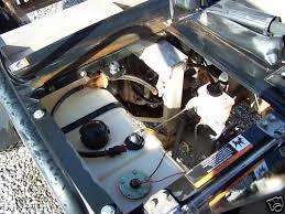gas gauge Club Car Golf Cart Fuel Tank and here is my tank EZ Go Golf Cart Gas Tank