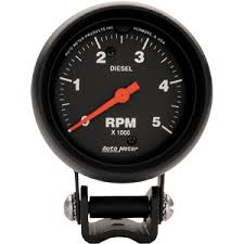 unbeatable where the is truly unbeatable auto meter 2888 black diesel tachometer 5000 rpm